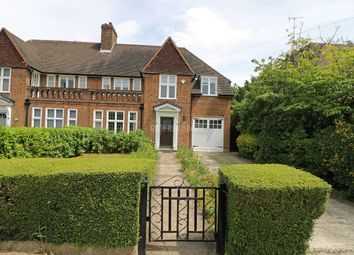 Thumbnail 5 bedroom semi-detached house to rent in Kingsley Way, London