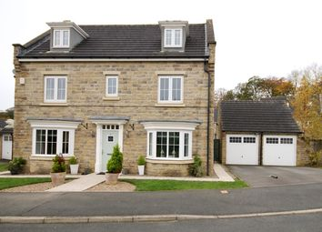 Thumbnail 5 bed detached house for sale in Victoria Road, Bailiff Bridge, Brighouse