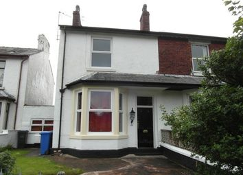 Thumbnail 1 bed flat to rent in Station Road, Poulton-Le-Fylde
