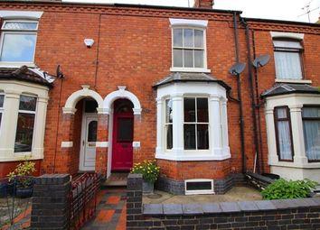 Thumbnail 3 bed terraced house to rent in Windsor Street, Wolverton, Milton Keynes