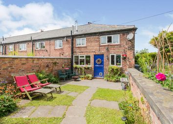 Thumbnail 3 bed end terrace house for sale in Gibb Hill Cottages, Gibb Hill, Antrobus, Northwich