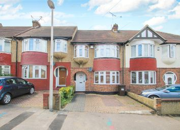 Thumbnail 3 bedroom terraced house for sale in Grafton Avenue, Rochester, Kent