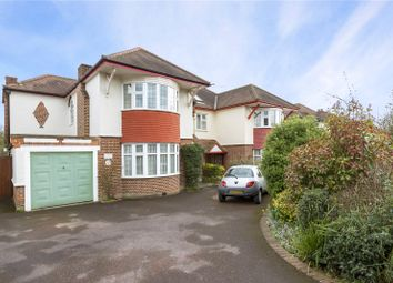 Thumbnail 4 bed semi-detached house for sale in Holden Way, Upminster