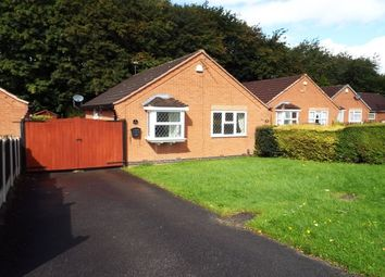 Thumbnail 2 bed bungalow to rent in Pendle Crescent, Mapperley, Nottingham
