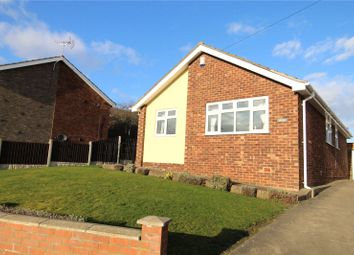 Thumbnail 3 bed bungalow for sale in Gravel Pit Road, Scotter, Lincolnshire