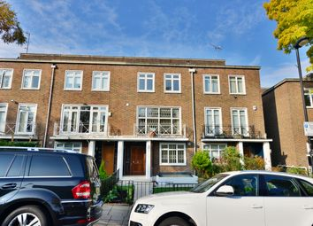 Thumbnail 5 bedroom town house to rent in Marlborough Hill, St John's Wood, London