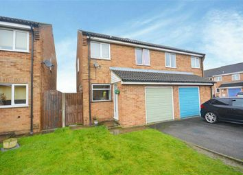 Thumbnail 3 bed semi-detached house for sale in Leven Close, Longlevens, Gloucester