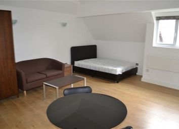 Thumbnail Studio to rent in St James Road, Stoneygate, Leicester