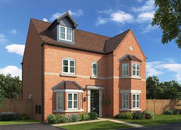 Thumbnail 5 bed detached house for sale in Hall Road West, Blundellsands, Liverpool