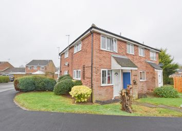 Thumbnail 1 bed semi-detached house to rent in Hazell Road, North Walsham