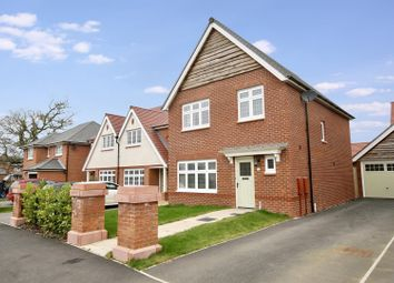 Thumbnail 3 bed detached house for sale in Alanbrooke Road, Saighton, Chester