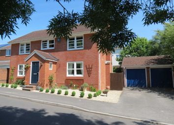 Thumbnail 4 bed detached house for sale in Mac Neice Drive, Marlborough