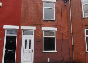 Thumbnail 2 bed terraced house to rent in Hazel Street, Warrington