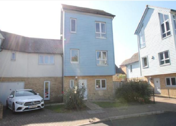 Thumbnail 4 bed semi-detached house to rent in Dunlin Drive, St Mary's Island, Chatham