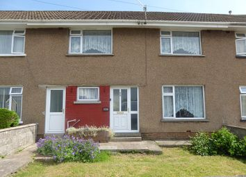 Thumbnail 3 bed terraced house for sale in Keens Place, Bryncethin, Bridgend, Bridgend.