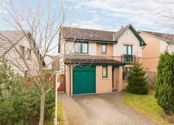 Thumbnail 4 bed detached house for sale in 21 Cardrona Way, Peebles