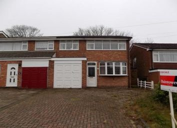 Thumbnail 3 bed property to rent in Fordwater Road, Sutton Coldfield