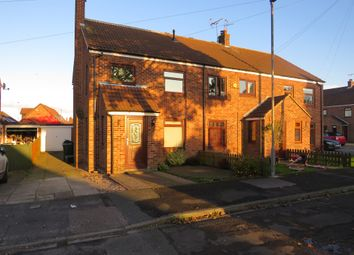 Thumbnail 3 bed detached house for sale in Gibson Close, Hambleton, Selby