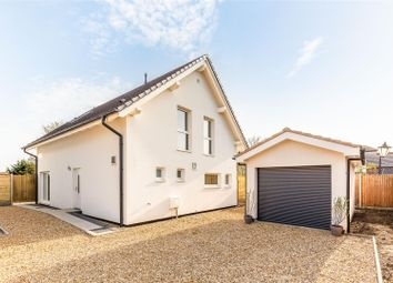 Thumbnail 4 bed detached house for sale in Wragby Road East, North Greetwell, Lincoln