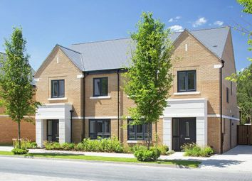 "Thumbnail 4 bedroom semi-detached house for sale in ""The Leigh"" at Orchard Lane, East Molesey"