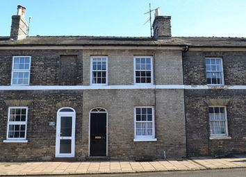 Thumbnail 2 bedroom terraced house for sale in Bury St. Edmunds