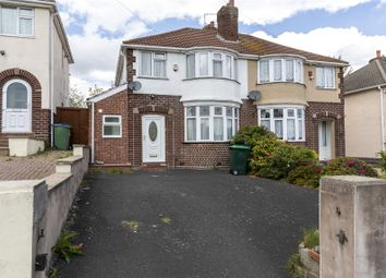 Thumbnail 3 bed semi-detached house to rent in Throne Crescent, Rowley Regis, West Midlands
