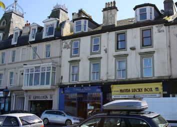 Thumbnail 1 bed flat for sale in 65 Victoria Street, Rothesay, Isle Of Bute