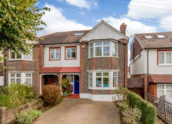 Thumbnail 5 bed semi-detached house for sale in Coombe Gardens, New Malden