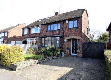Thumbnail 3 bedroom semi-detached house for sale in Beacon Avenue, Dunstable