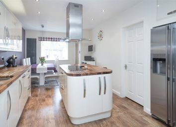 Thumbnail 4 bed terraced house for sale in Manor Drive, Brafferton, York