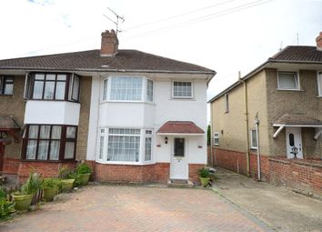 Thumbnail 4 bed semi-detached house for sale in Newport Road, Aldershot, Hampshire