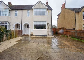 Thumbnail 5 bed semi-detached house for sale in Watton Road, Knebworth
