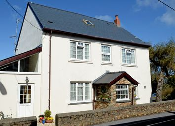 Thumbnail 8 bed detached house for sale in Dinas Cross, Newport
