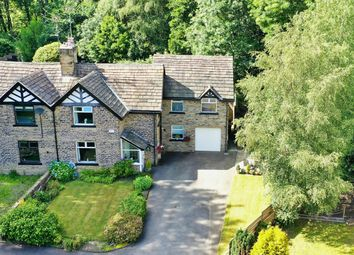 Thumbnail 4 bed semi-detached house for sale in Salterlee Villas, Shibden, Halifax