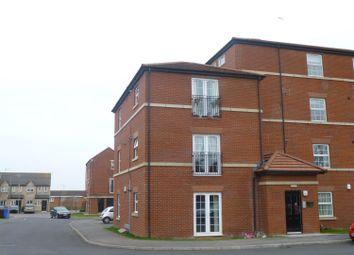 Thumbnail 2 bedroom flat to rent in Lambworth Hall Court, Biggin Avenue