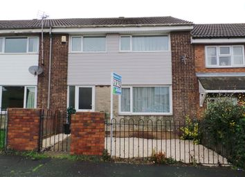 3 bed terraced house for sale in Park Springs Road, Gainsborough DN21
