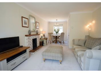 Thumbnail 3 bed detached house for sale in Riverside Gardens, York