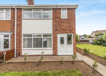 Thumbnail 3 bed semi-detached house for sale in Bylands Road, Eston, Middlesbrough