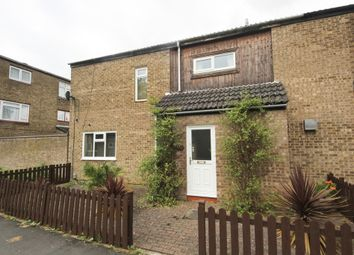 Thumbnail 4 bedroom end terrace house for sale in Kirkmeadow, Bretton, Peterborough
