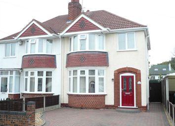 Thumbnail 3 bed semi-detached house for sale in Beechwood Avenue, Wednesfield, Wednesfield