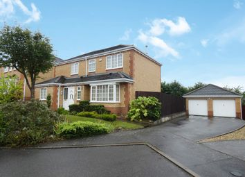 4 bed detached house for sale in Stow Close, Wellingborough, Northamptonshire NN8