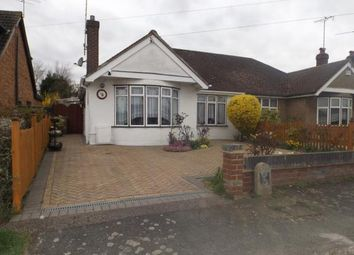 Thumbnail 2 bed bungalow for sale in Harold Gardens, Wickford