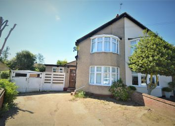Thumbnail 3 bed semi-detached house to rent in Purley Close, Clayhall, Ilford