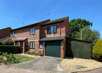 Thumbnail 4 bed semi-detached house for sale in Larchside Close, Spencers Wood, Reading, Berkshire
