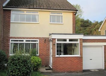 Thumbnail 3 bed semi-detached house to rent in Crofton Close, Dronfield