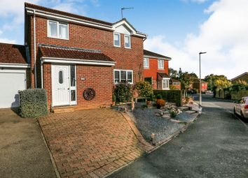Thumbnail 3 bed detached house for sale in Trossachs Close, Eastbourne