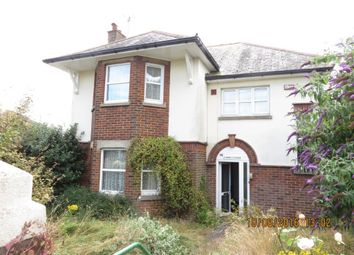Thumbnail 4 bed detached house to rent in Margate Road, Ramsgate