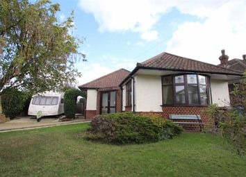 Thumbnail 3 bed detached bungalow for sale in Trent Road, Ipswich