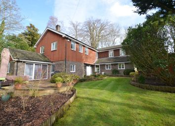Thumbnail 5 bed detached house for sale in Ashurst Drive, Boxhill