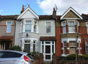 Thumbnail 4 bedroom terraced house to rent in Orford Road, London